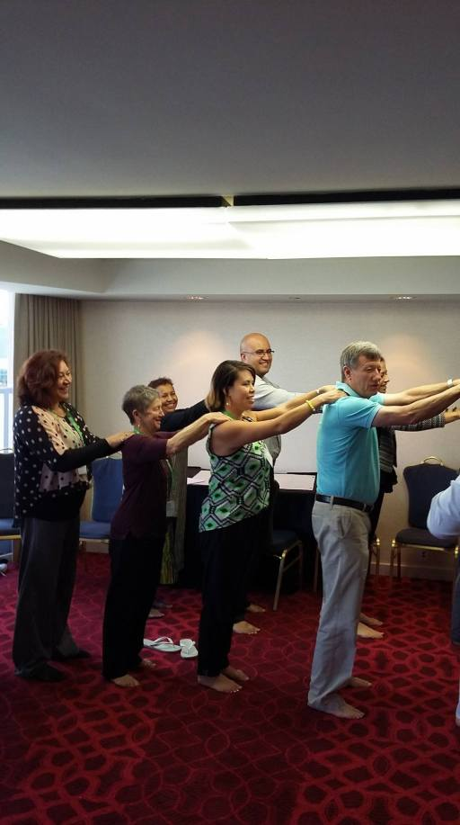 "First AoM workshop: ""Energizing Governance: Indigenous Spirituality through Haka and Waiata"""