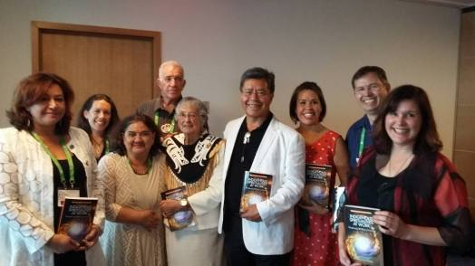 Indigenous Spiritualities at Work book blessing