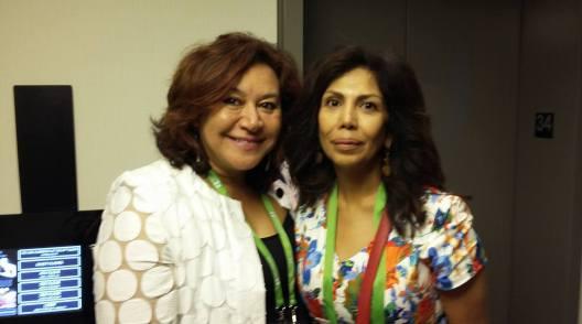 Rachel Wolfgramm and Ana Maria Peredo