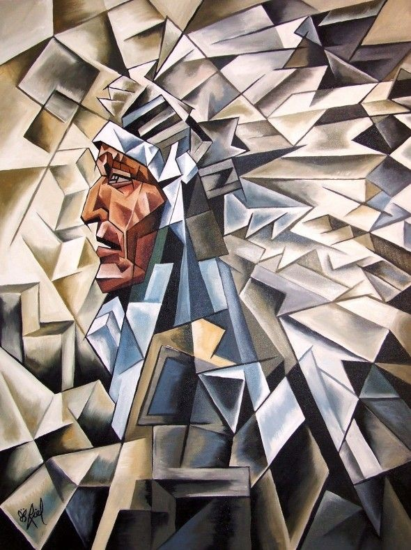 native cubism